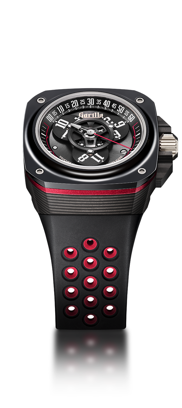 f2aebbdfcebd Gorilla Watches - The Legacy Continues